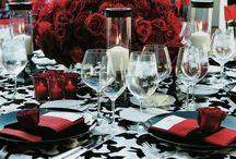 BlackWhite&Red