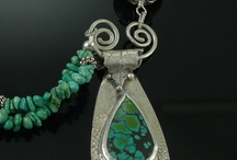 LKSilverworks Turquoise / Past and present silver and turquoise jewelry ideas.