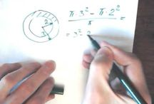 Видео решение заданий ЕГЭ по математике / Контакты. Прототип задачи №3 ЕГЭ 2016 по математике. Урок репетитора. Площадь сектора круга радиуса 3 равна 6. Найдите длину его дуги. Дистанционные занятия для школьников и студентов. Задание №3 ЕГЭ 2016 по математике. Урок 1  Площадь кольца, считая стороны квадратных клеток равными.