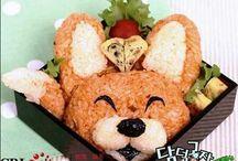 Bento.... / Menu breakfast