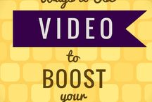 Videos for Social Media / Videos are a fantastic way to boost your Social Media.  Be brace, give it a try!