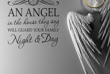 In the arms of Angels / Angels / by Cindy Wilber