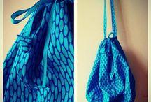 Bolsas / Bolsa de tecido
