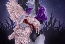 lovely/ 2 spooky / by Heaven's Night