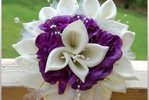 Ideas for a Purple themed wedding / Wedding inspiration for a purple themed ceremony
