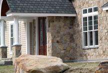 Colonial Tan / New England Stone Veneer