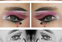 geisha / make-up