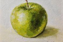 Art - fruit still life