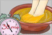 Salud de pies