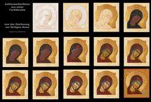 Ikony - Matka Boża