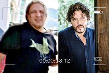 Rafael Rojas regresa al cine con nueva figura, ¡ya bajó 20 kilos!