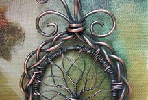 Biżuteria inspiracje, jewellery inspiration / Nowe hobby potrzebuje inspiracji
