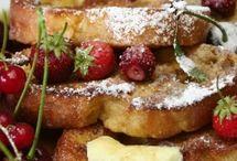 pan francés,  hotcakes etc..
