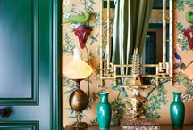 Eclectic Interiors / by Blair Peters