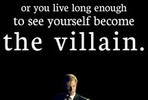Great villains