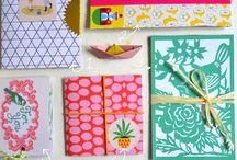Snail mail and flipbooks
