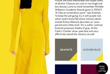 Color Homework - Yellow