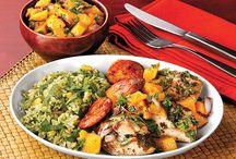 Latin/Caribbean foods