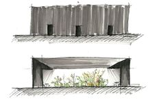 Architecture - sketches and ideas