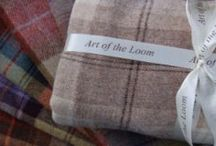 Art of the loom fabrics / Beautiful fabrics that Sophie Sews now has the pleasure of supplying.
