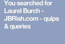 Laurel Burch