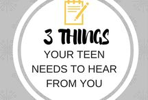 Parent to Teenagers / Pins about being a parent to teenagers