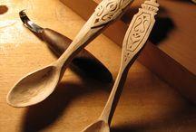 деревянные ложки плшки ковши братины