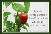 Natural Living / Ideas and tips for maintaining a lifestyle with as few toxins and chemical exposure as possible.