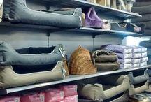 Shops Winkelinrichting dierenwinkel / Retail Zoo&Co.  Tegometall shelves