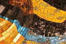 mosaici / Mosaici fatti a mano