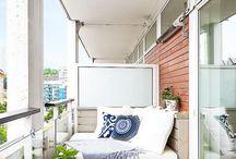 balcony / ideas