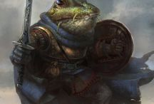 Froggadier inspiration