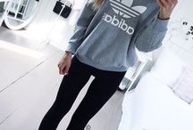 Sporty Outfits/Clothing