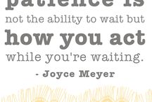 Words of Wisdom / by Caroline S. Boyette