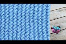 Point de tricot