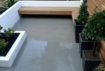 Modern Terraces | Patio | Landscapes