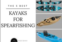 Best Kayaks For Spearfishing