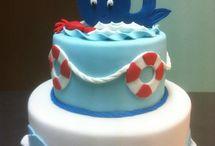 Underwater cakes