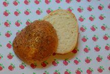 pâte - pain - brioche