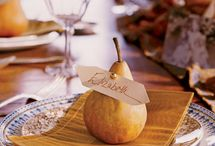 Table Decoration / Table setting or decoration for all occasions. / by Missynat1125