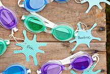 Party Ideas - Swimming party