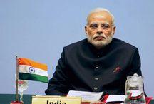 Narendra Modi / Indian PM