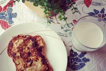 Breakfast / by Cami