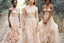 My wedding dress ideas