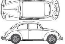 Cars orthographic