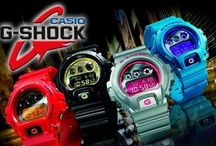 CASIO G-SHOCK! NEW Collection!