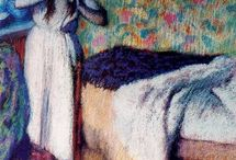 Arte Edgar Degas