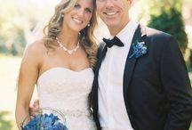 ELLMAN - AMERINE WEDDIING / Service & Reception  Saturday - June 18, 2016 Four Seasons Hotel - Washington DC  Planner: Anne Book Florist & Decor: Amaryllis