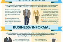 Dressing codes