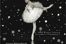 Nutcracker Ballet Posters / The Nutcracker is more than an amazing ballet. It's also a holiday tradition. Seeing posters around town for your local company's performance gives us that tingle of excitement for this cherished event.